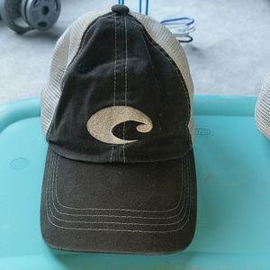 Costa Hat Black
